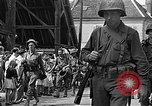 Image of United States soldiers Milly France, 1944, second 33 stock footage video 65675071135