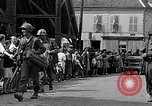 Image of United States soldiers Milly France, 1944, second 43 stock footage video 65675071135