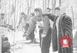 Image of ski racers United States USA, 1945, second 7 stock footage video 65675071150