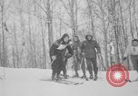 Image of ski racers United States USA, 1945, second 12 stock footage video 65675071150