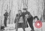 Image of ski racers United States USA, 1945, second 19 stock footage video 65675071150