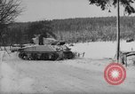 Image of 7th Armored Tanks Belgium, 1945, second 24 stock footage video 65675071158