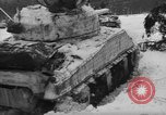 Image of 7th Armored Tanks Belgium, 1945, second 31 stock footage video 65675071158