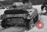 Image of 7th Armored Tanks Belgium, 1945, second 32 stock footage video 65675071158