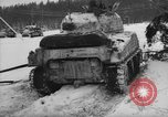 Image of 7th Armored Tanks Belgium, 1945, second 33 stock footage video 65675071158