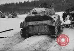 Image of 7th Armored Tanks Belgium, 1945, second 34 stock footage video 65675071158