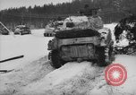 Image of 7th Armored Tanks Belgium, 1945, second 35 stock footage video 65675071158