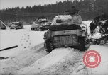 Image of 7th Armored Tanks Belgium, 1945, second 36 stock footage video 65675071158