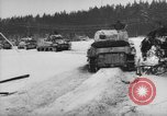 Image of 7th Armored Tanks Belgium, 1945, second 39 stock footage video 65675071158