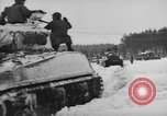 Image of 7th Armored Tanks Belgium, 1945, second 41 stock footage video 65675071158