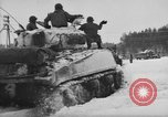 Image of 7th Armored Tanks Belgium, 1945, second 42 stock footage video 65675071158