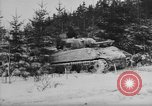 Image of 7th Armored Tanks Belgium, 1945, second 50 stock footage video 65675071158