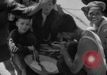 Image of Vietnamese refugees Vietnam, 1954, second 51 stock footage video 65675071169