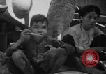 Image of Vietnamese refugees Vietnam, 1954, second 57 stock footage video 65675071169