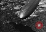 Image of Hindenburg crash New Jersey United States USA, 1937, second 27 stock footage video 65675071174