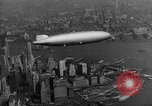 Image of Hindenburg crash New Jersey United States USA, 1937, second 47 stock footage video 65675071174