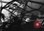 Image of Hindenburg crash New Jersey United States USA, 1937, second 31 stock footage video 65675071176
