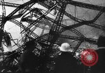 Image of Hindenburg crash New Jersey United States USA, 1937, second 32 stock footage video 65675071176