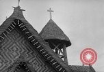 Image of Navy chapel Palau Islands, 1944, second 5 stock footage video 65675071178