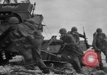 Image of amphibious landing Palau Islands, 1944, second 27 stock footage video 65675071182