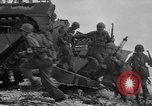 Image of amphibious landing Palau Islands, 1944, second 30 stock footage video 65675071182
