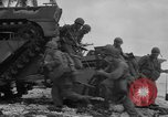Image of amphibious landing Palau Islands, 1944, second 31 stock footage video 65675071182