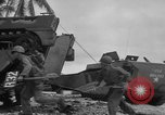 Image of amphibious landing Palau Islands, 1944, second 34 stock footage video 65675071182