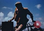 Image of Aftermath of the Battle of Midway Pacific Ocean, 1942, second 39 stock footage video 65675071188