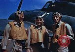 Image of Aftermath of the Battle of Midway Pacific Ocean, 1942, second 54 stock footage video 65675071188