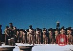 Image of Religious services at a bomb crater on Midway Island Pacific Ocean, 1942, second 24 stock footage video 65675071189