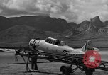 Image of radioplane OQ-14 El Paso Texas USA, 1944, second 61 stock footage video 65675071191