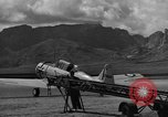 Image of radioplane OQ-14 El Paso Texas USA, 1944, second 62 stock footage video 65675071191