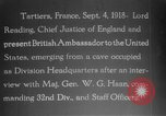 Image of Germans Europe, 1918, second 51 stock footage video 65675071195