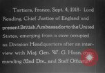 Image of Germans Europe, 1918, second 52 stock footage video 65675071195