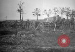Image of artillery Meurthe-et-Moselle France, 1918, second 7 stock footage video 65675071198