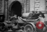 Image of fire fighting Verdun-sur-Meuse France, 1918, second 9 stock footage video 65675071205