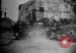 Image of fire fighting Verdun-sur-Meuse France, 1918, second 25 stock footage video 65675071205