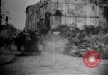 Image of fire fighting Verdun-sur-Meuse France, 1918, second 26 stock footage video 65675071205
