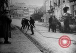 Image of fire fighting Verdun-sur-Meuse France, 1918, second 31 stock footage video 65675071205