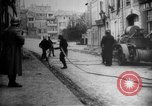 Image of fire fighting Verdun-sur-Meuse France, 1918, second 32 stock footage video 65675071205