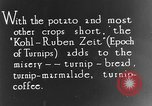 Image of Epoch of Turnips Germany, 1916, second 2 stock footage video 65675071215