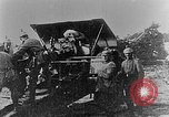 Image of German attack in France France, 1916, second 20 stock footage video 65675071216
