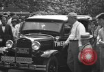 Image of twenty millionth Ford Tennessee United States USA, 1931, second 28 stock footage video 65675071223