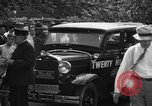 Image of twenty millionth Ford Tennessee United States USA, 1931, second 34 stock footage video 65675071223
