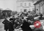 Image of market place Russia, 1918, second 3 stock footage video 65675071231