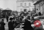 Image of market place Russia, 1918, second 8 stock footage video 65675071231