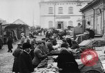 Image of market place Russia, 1918, second 9 stock footage video 65675071231