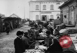 Image of market place Russia, 1918, second 14 stock footage video 65675071231