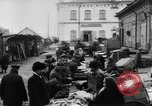 Image of market place Russia, 1918, second 17 stock footage video 65675071231