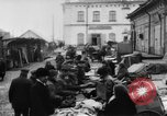 Image of market place Russia, 1918, second 18 stock footage video 65675071231